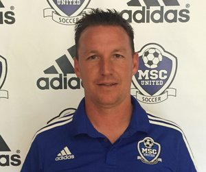 Mike Miller - Boys 01 CoachContact MSC United