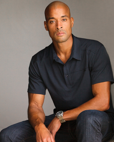 Retired Navy SEAL, Endurance Athlete and Motivational Speaker - david goggins