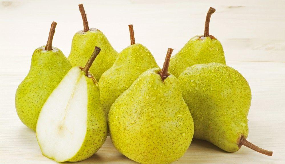 Pear Puree