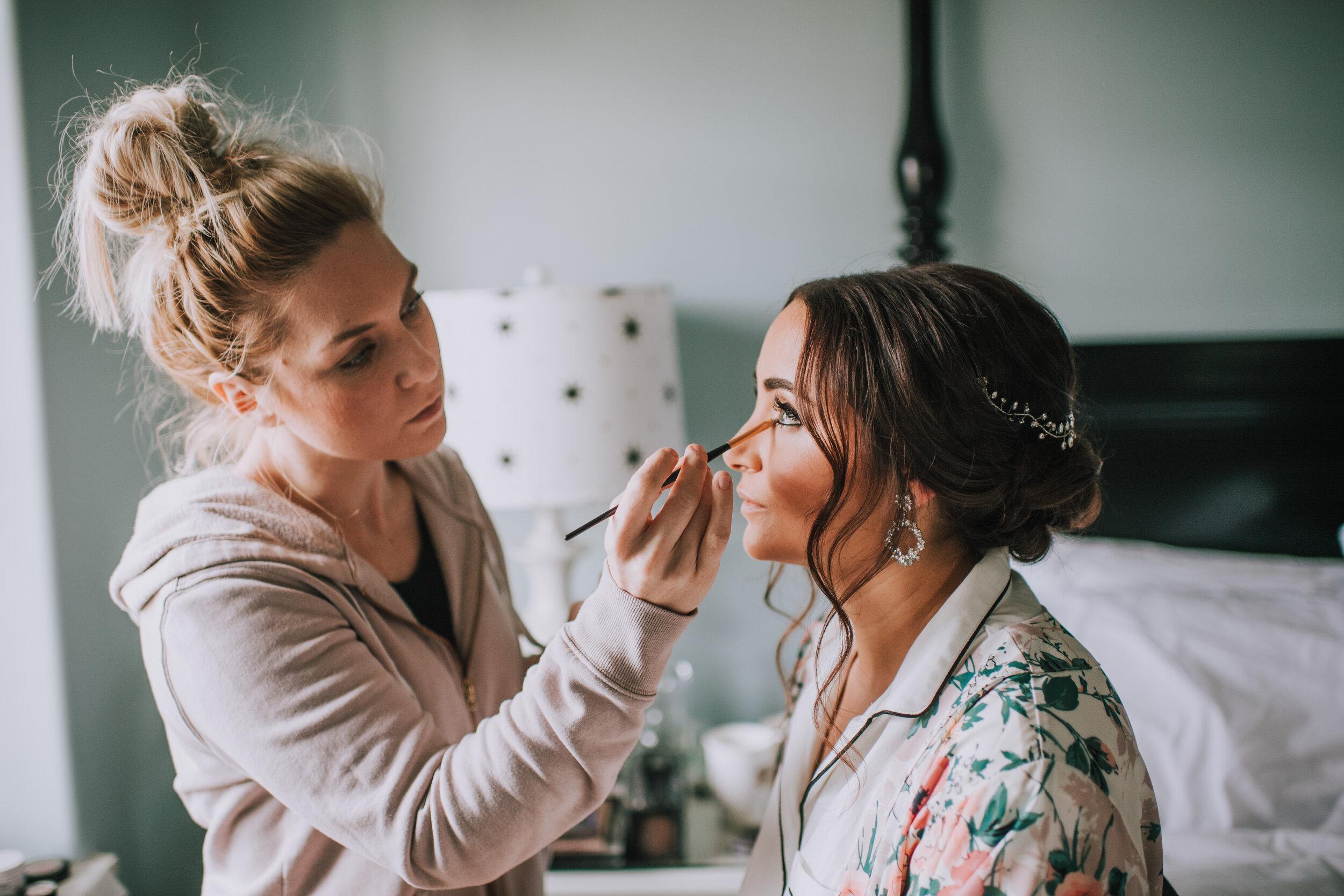 Your Wedding Makeup Trial