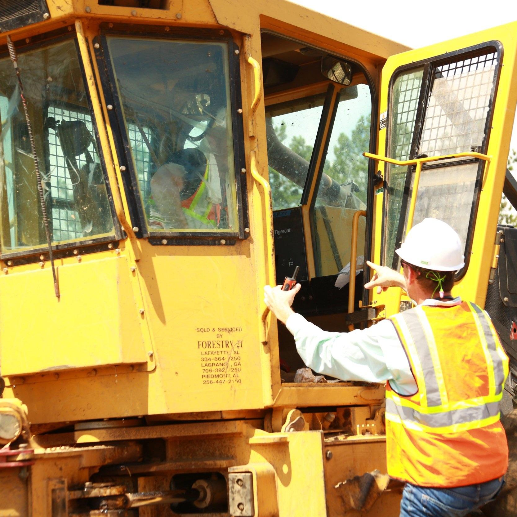 Logging Equipment operator school -