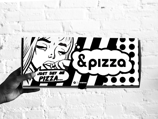 &Pizza - See here for locations