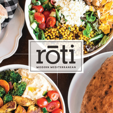 Roti - See here for locations
