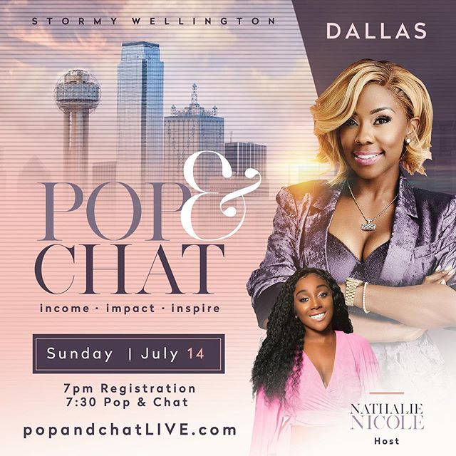 Are you ready for real success? Do you want to connect with real women who you can win with? I'm excited about the lives that will be impacted in Dallas!  Experience two days of real people and real results! Meet millionaire coach @coachstormy both nights for a limitless experience 💃🏾 Dm me to be my special guest!