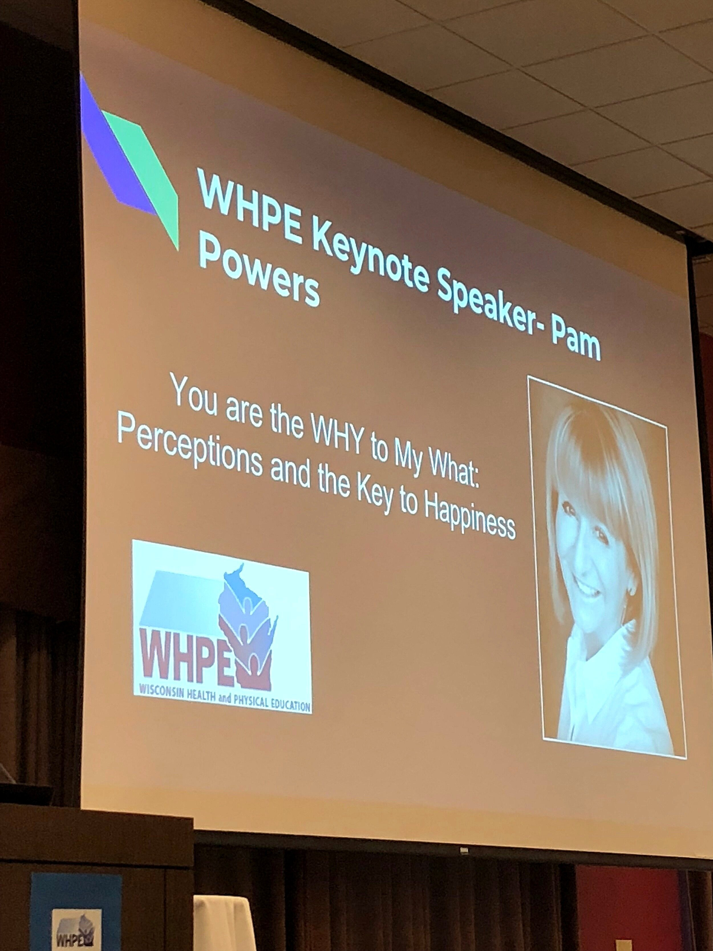 Wisconsin Health and Physical Education Conference -