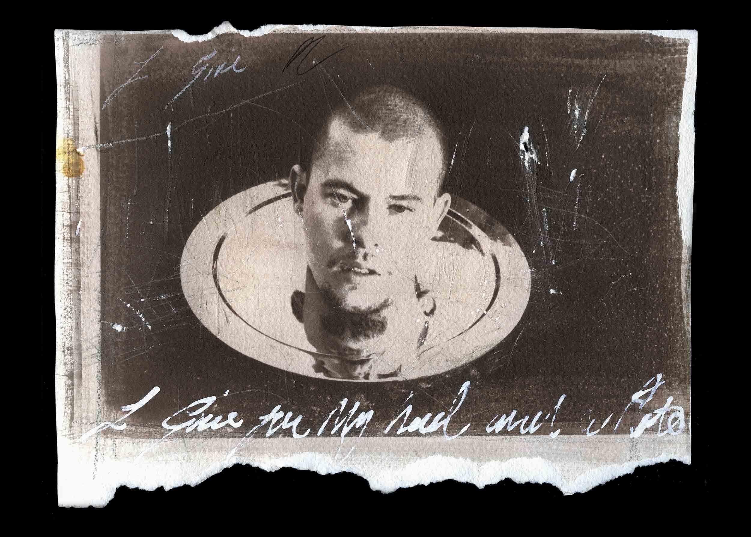 安·雷,《我给你我的灵魂》。图片由艺术家提供。