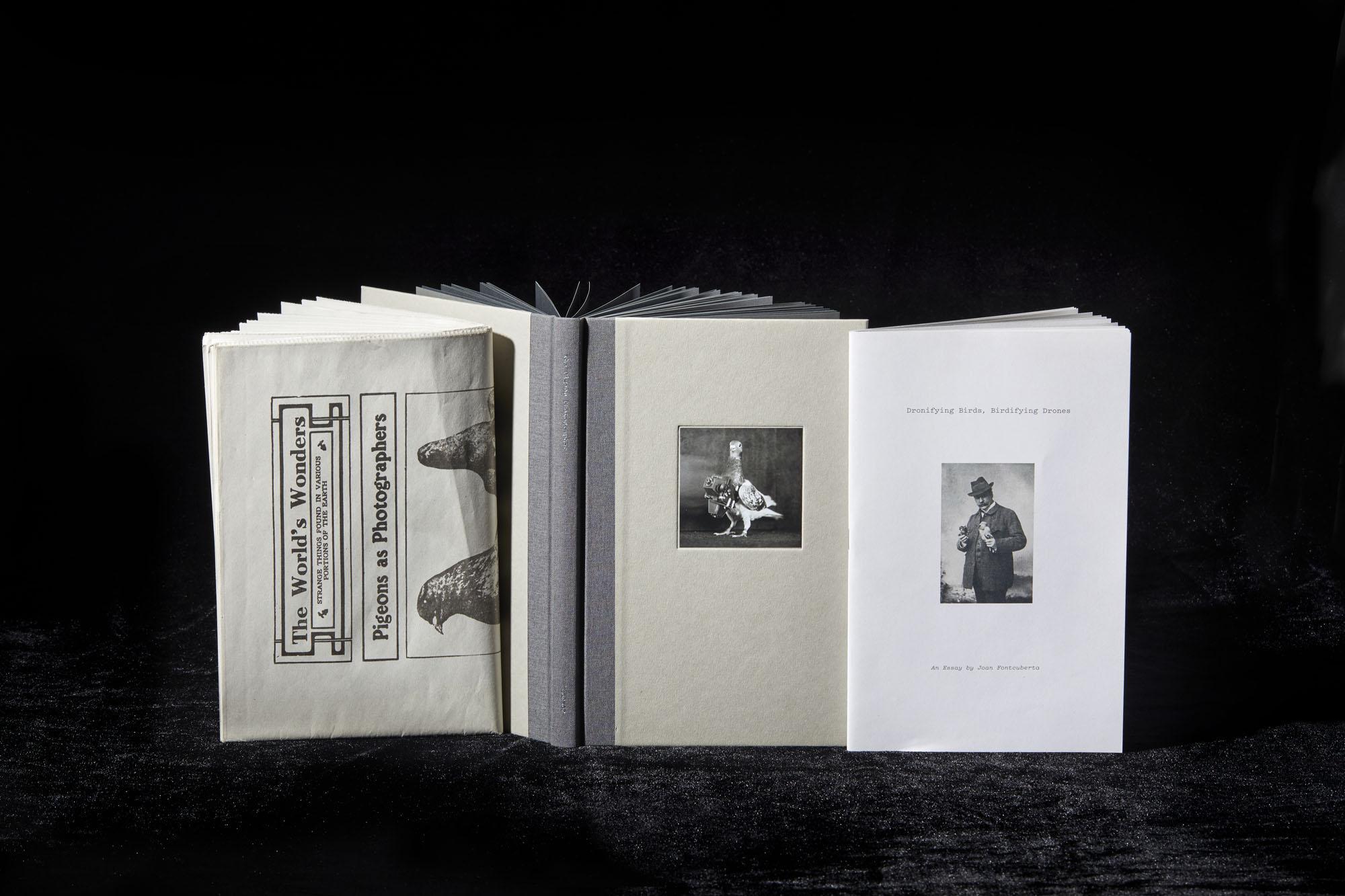 历史书奖得主  尤利乌斯•诺伊布罗纳  《鸽子摄影师》  罗尔霍夫出版社,意大利博尔扎诺