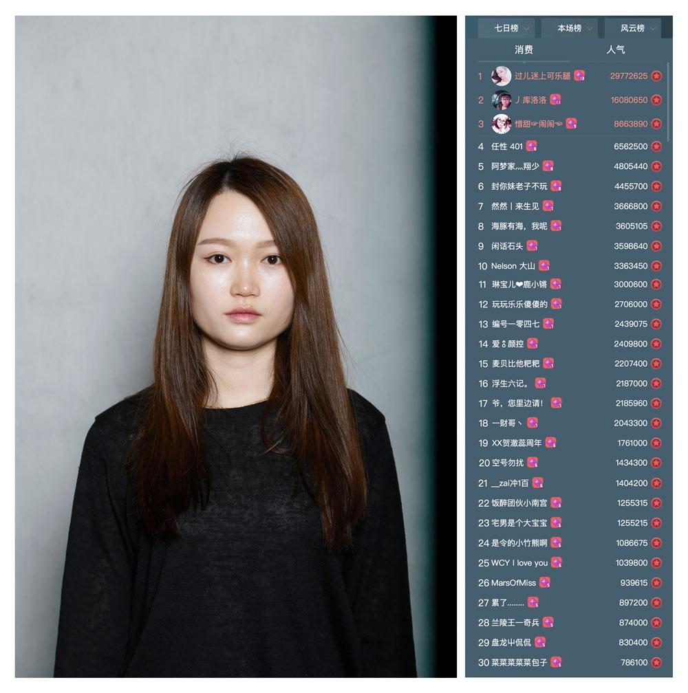 杨文彬,《欢愉之镜16》,2016
