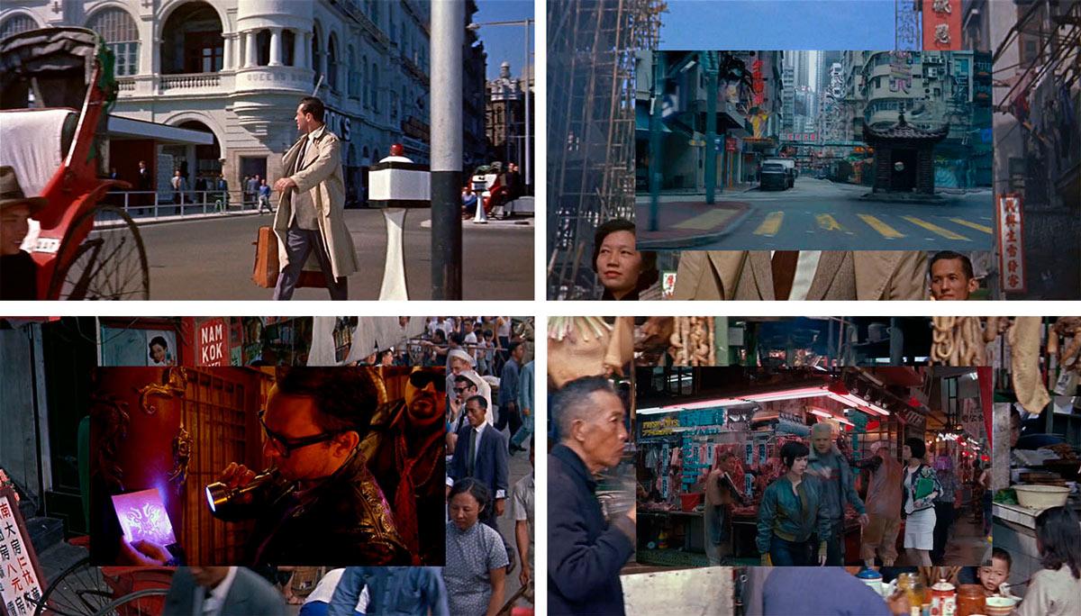 刘卫,《Walking to Nam Kok Hotel》 , 单频道录像,3分24秒,2018年。视频由艺术家提供。