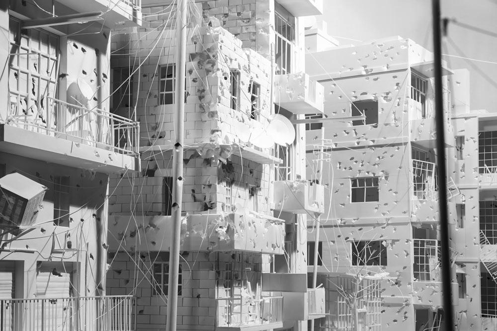 河泰汎,《叙利亚1》,2016