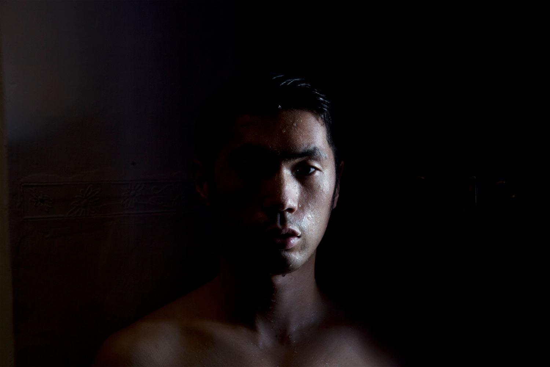 Shen-Wei,-Self-portrait-(Cusco-#2).jpg