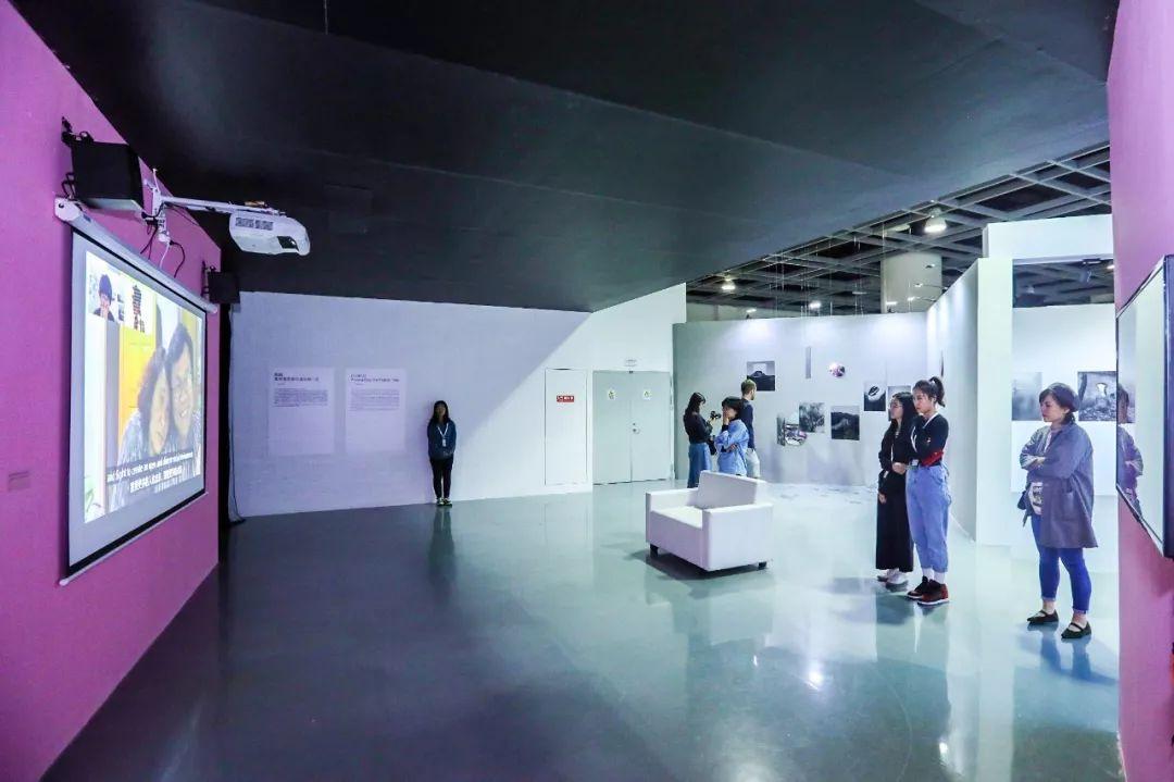2018集美·阿尔勒中国律动单元展览现场