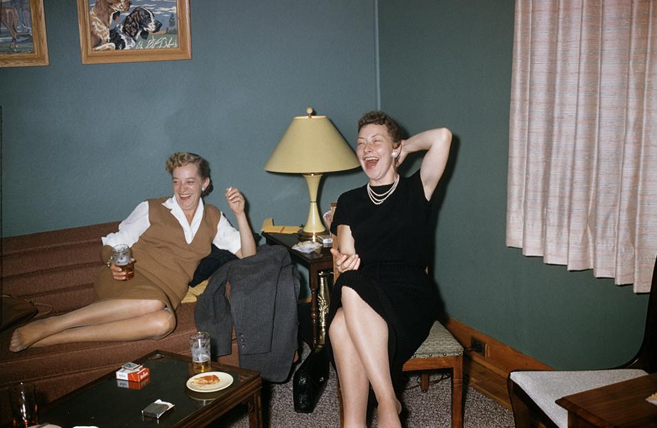 匿名,1958年。照片由匿名项目提供