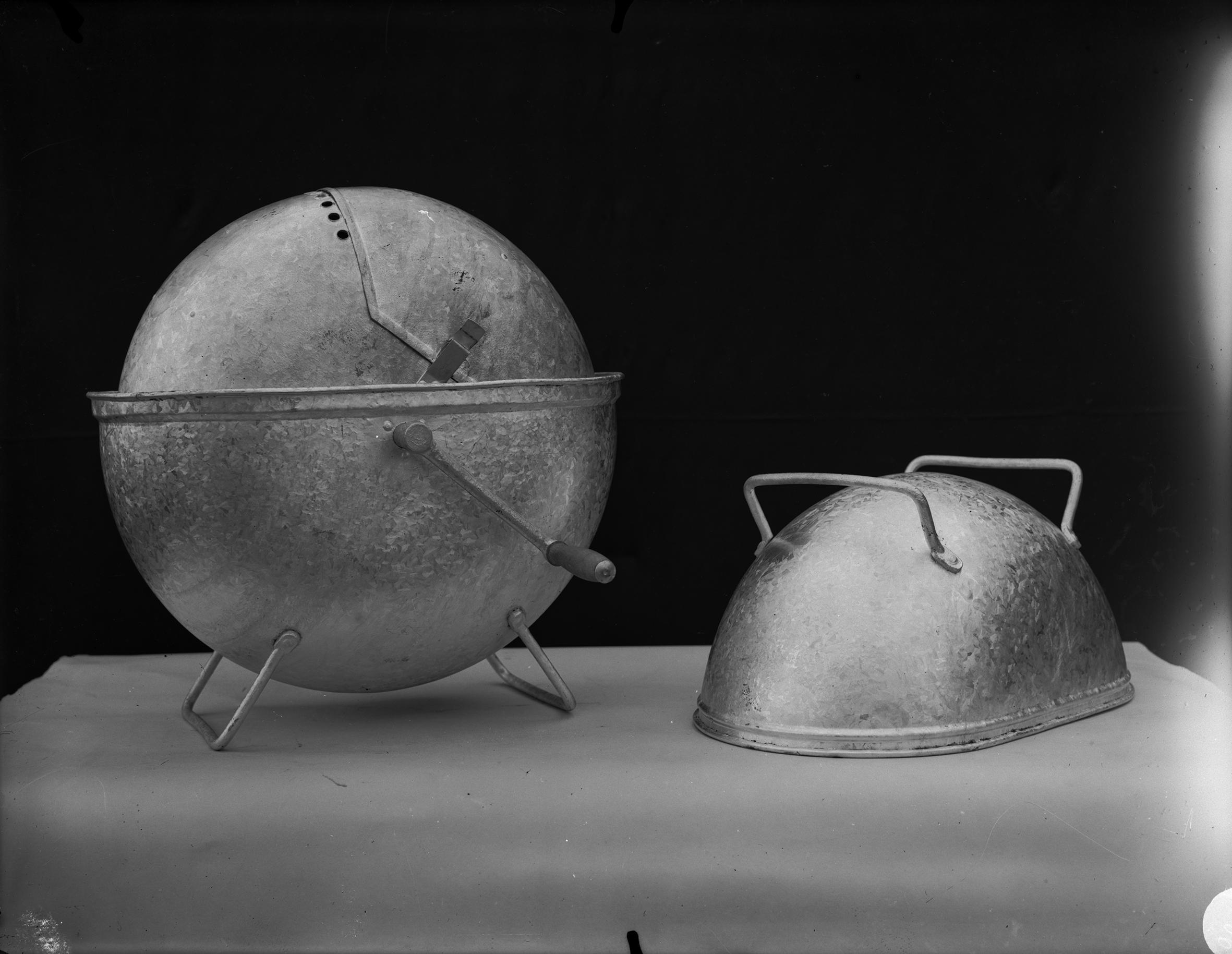 国家科学与工业研发办事处,于勒-路易斯·布雷顿的洗衣机(小模型),1925年3月26日。现由法国国家科学研究中心收藏,B_5536。