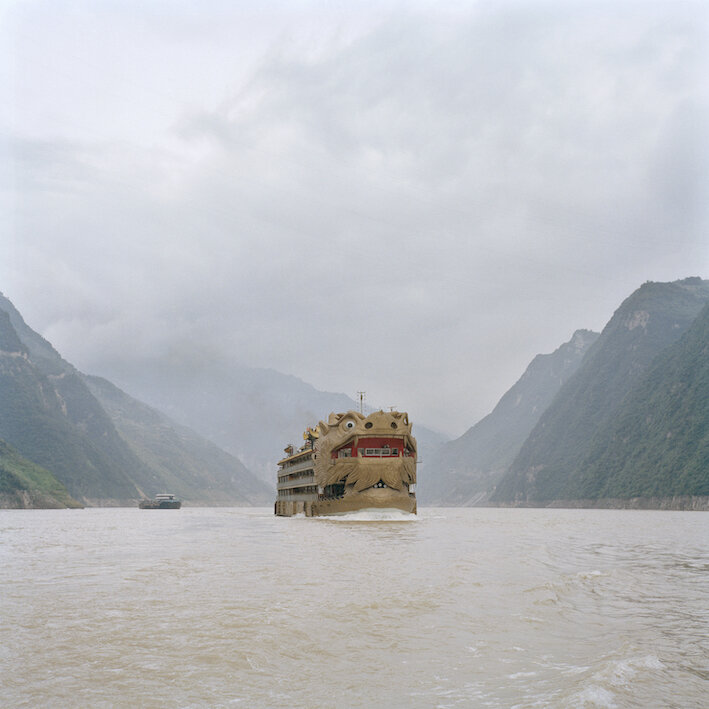 1.龙船 2008 Liu Ke, The Dragon Ship Jimei Arles.jpg