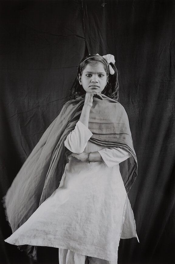 Gauri Gill, Rampyari, From the series Balika Mela Jimei Arles.jpg