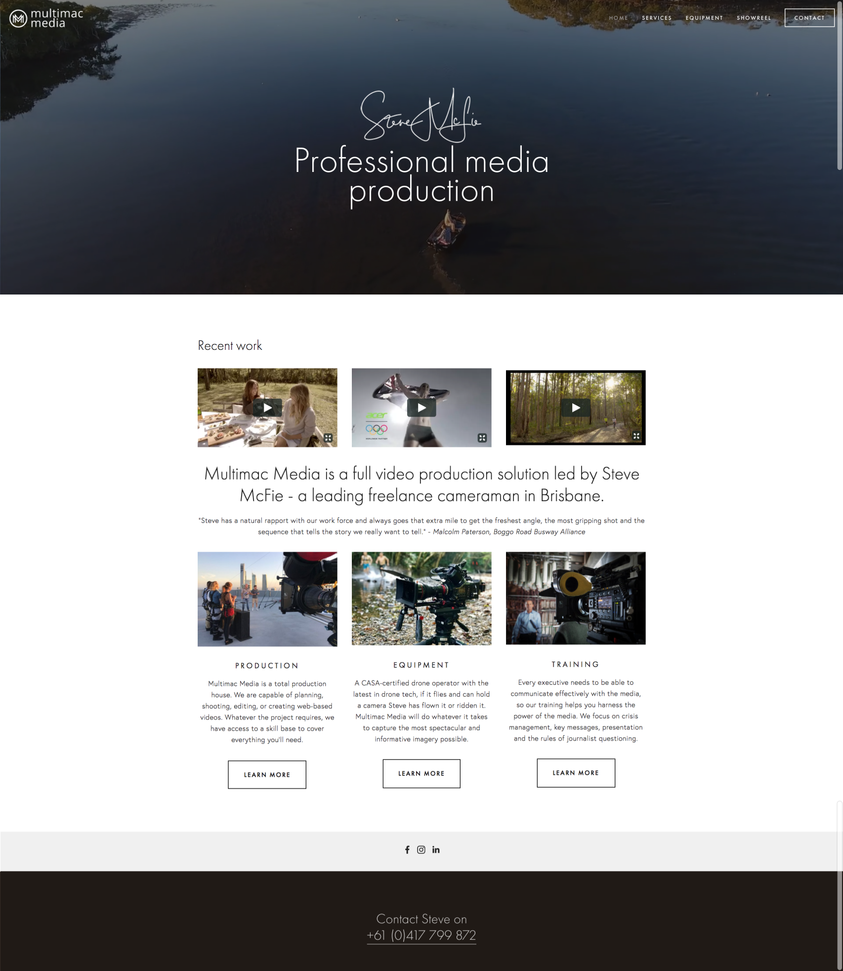 Timeframe: 2 weeks  Cost: < $5k  Services: site design, responsive site build, content migration, SEO, testing, launch.  Logo: initial consultation, draft designs, two rounds of changes, final design and launch
