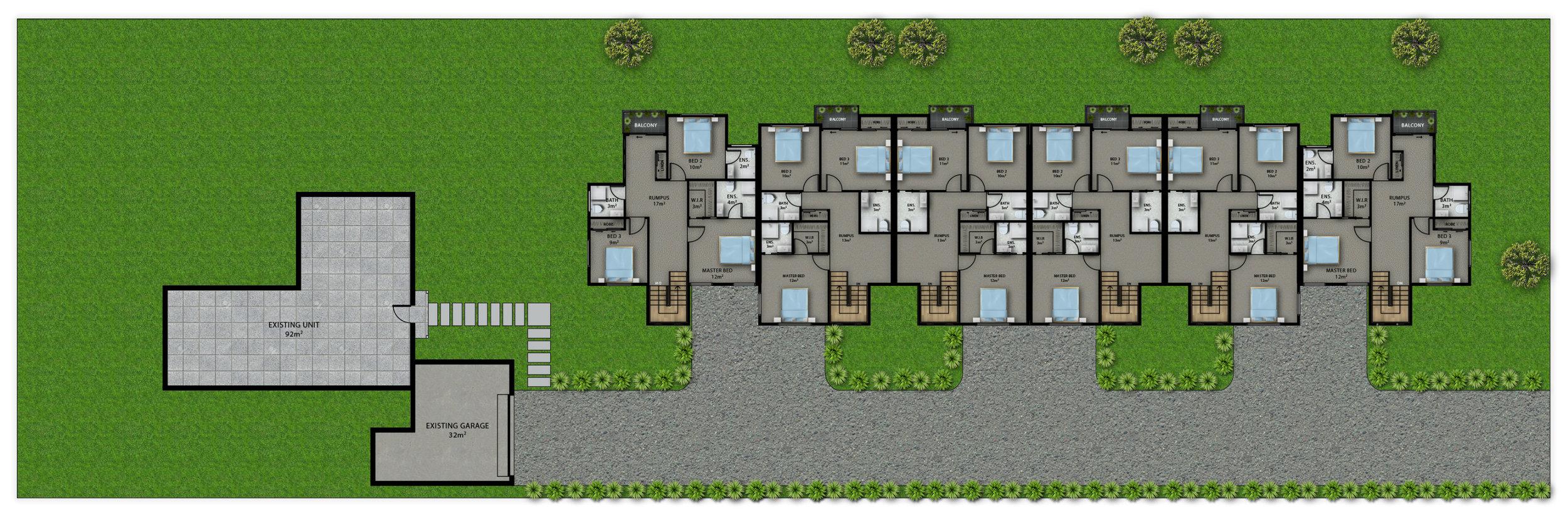 Simpson St - Site Plan - First Floor .jpg