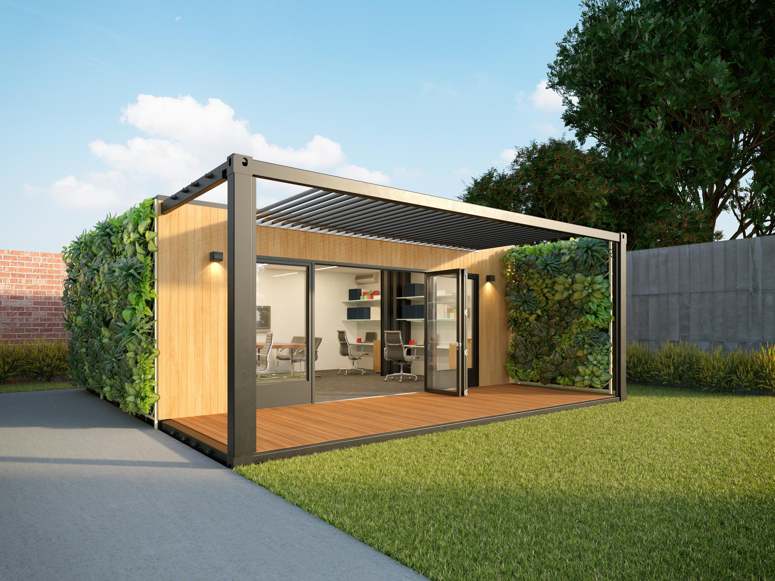 ECO - DUO Office Pod - Garden.jpg