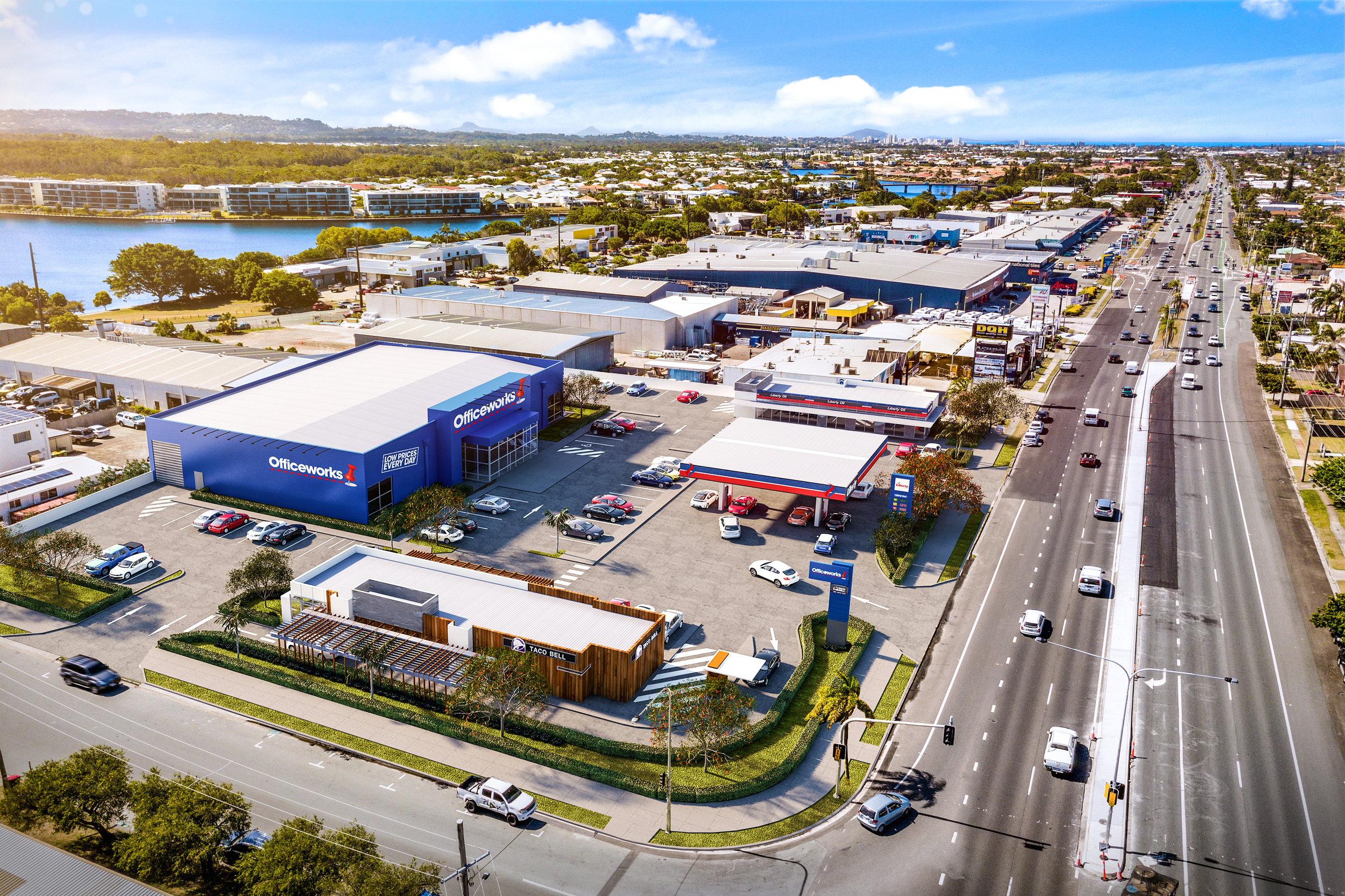 Kawana Commercial Development