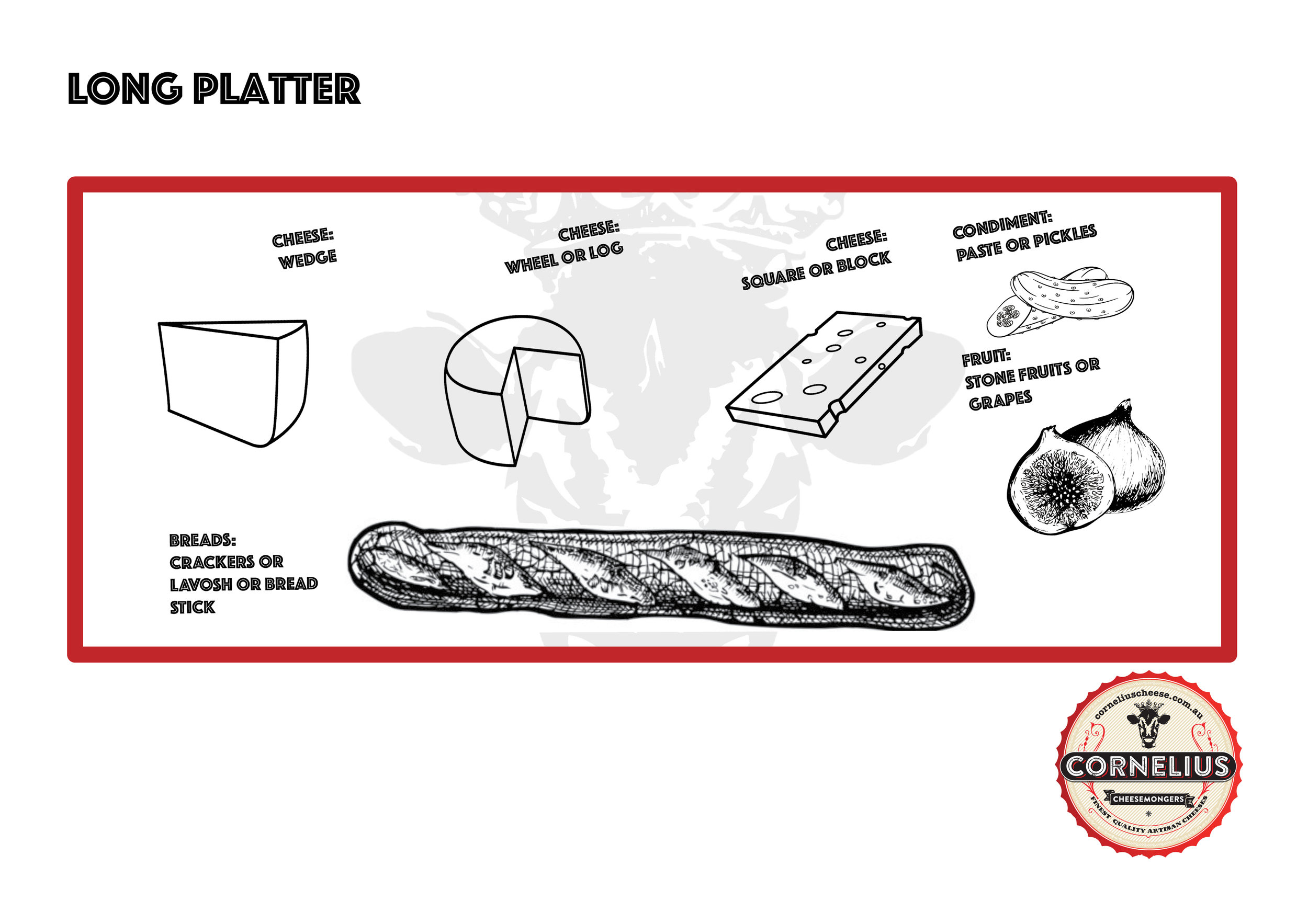 Long Platter BluePrint