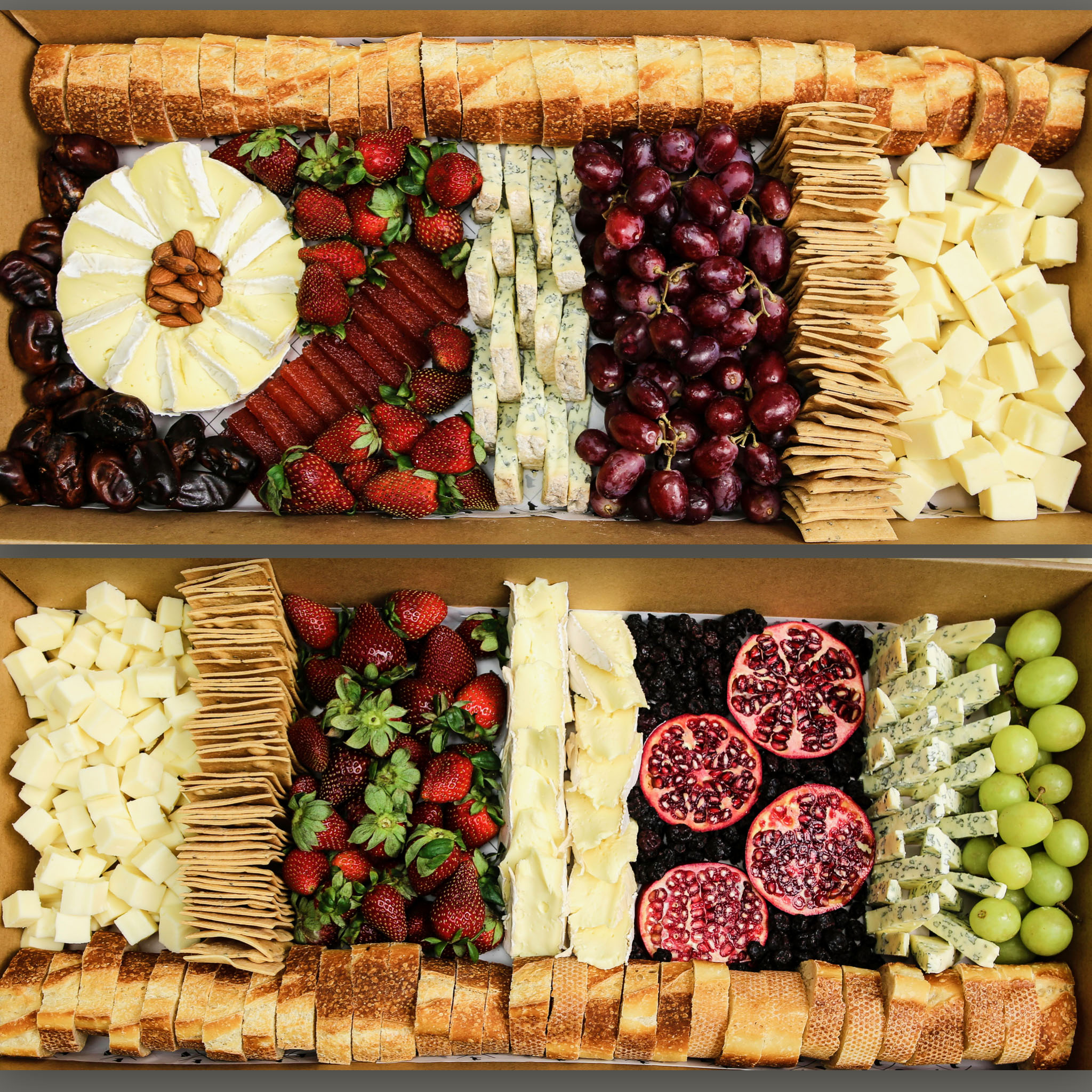 Cheese Platters - For any occasion or the perfect, indulgent gift!