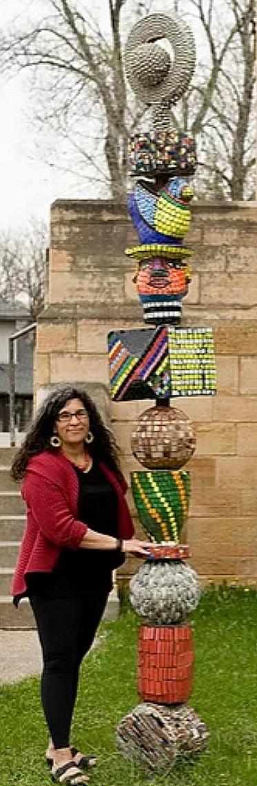 Lori Greene from Mosaic on a Stick