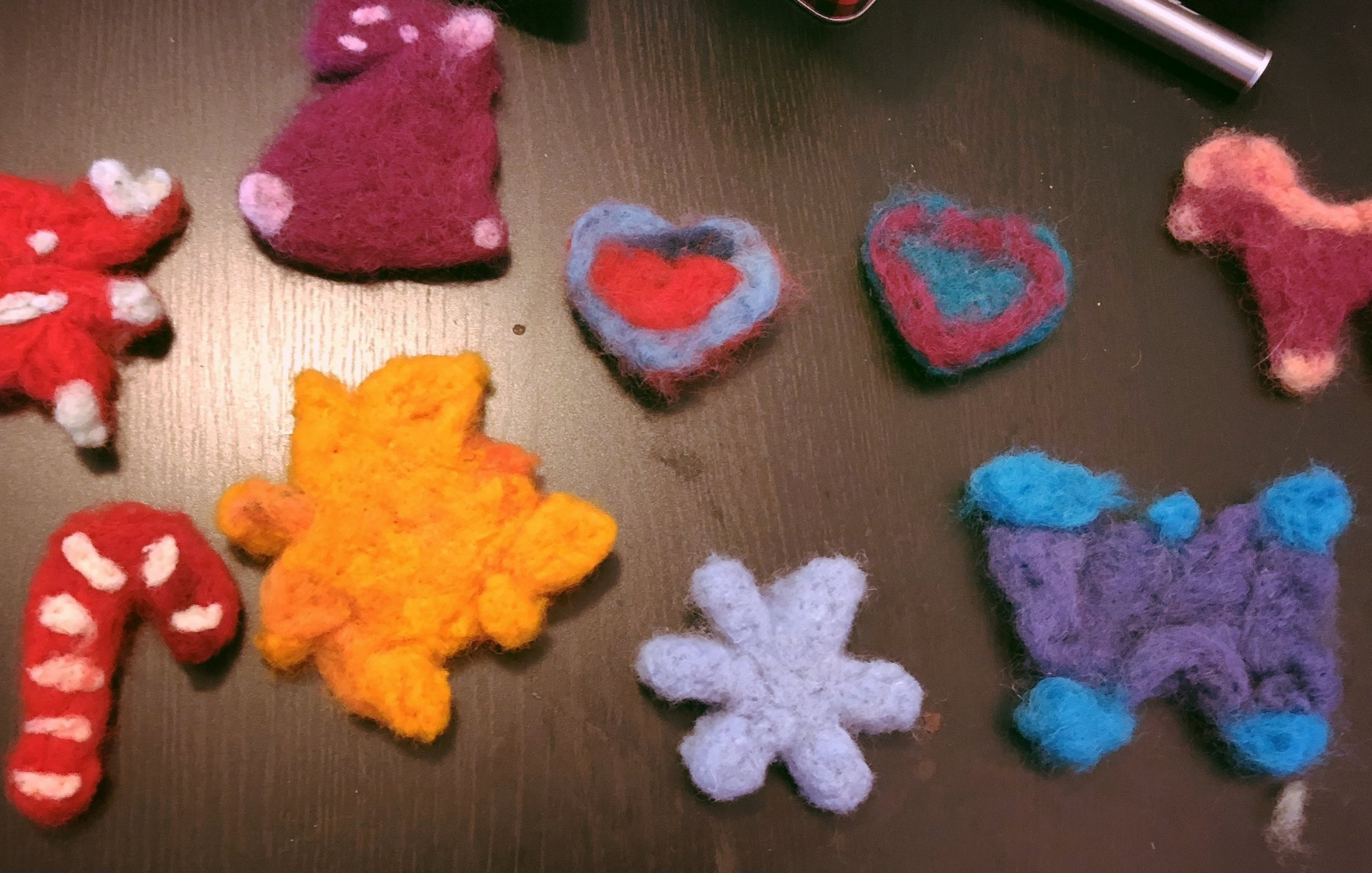 Needle Felted Gifts - With Ms Leslie