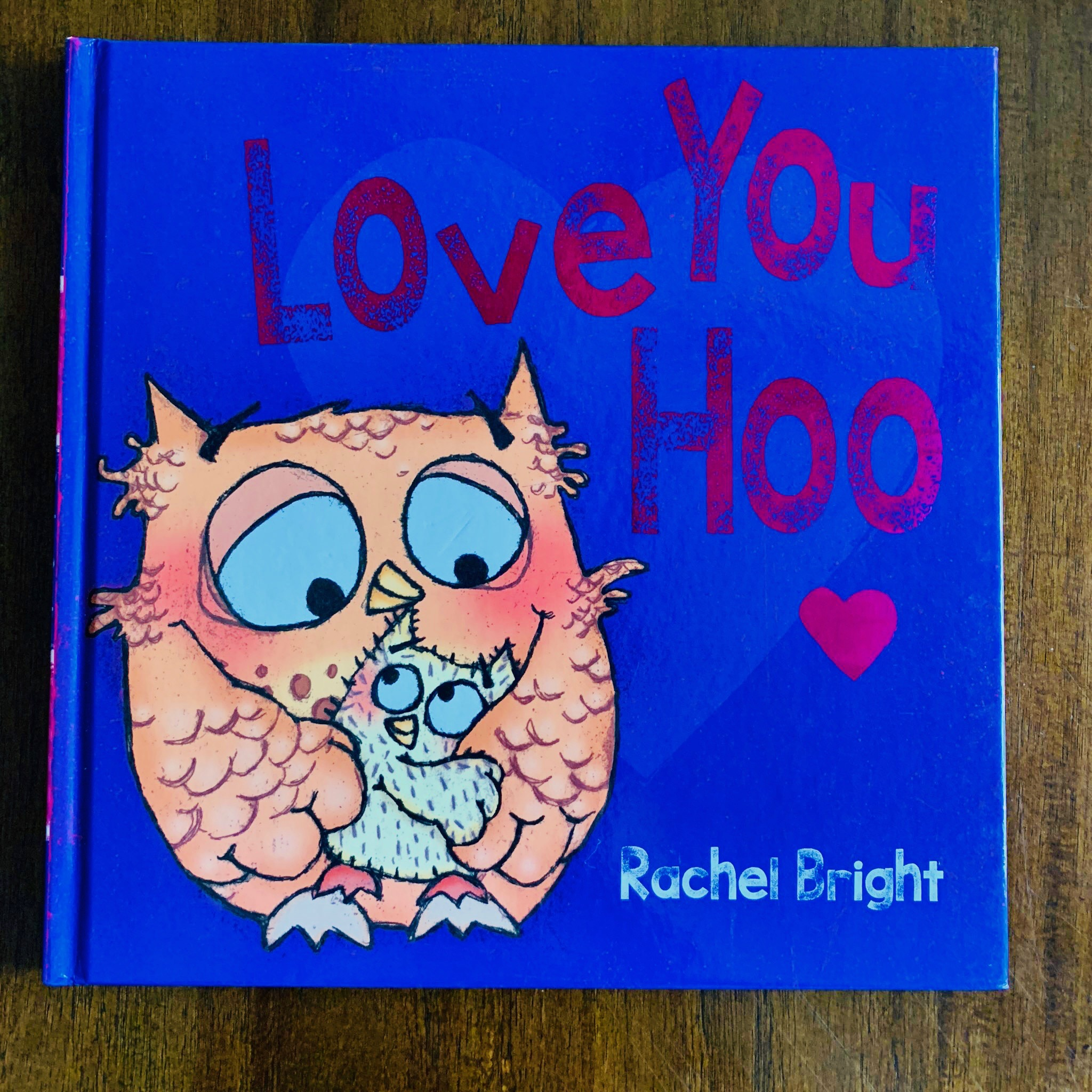 FEbruary Feature: - Nancy will share this super cute book, perfect for Valentine's Day then we will create our own DIY cards by printing our hands and other pretty designs using ink pads.