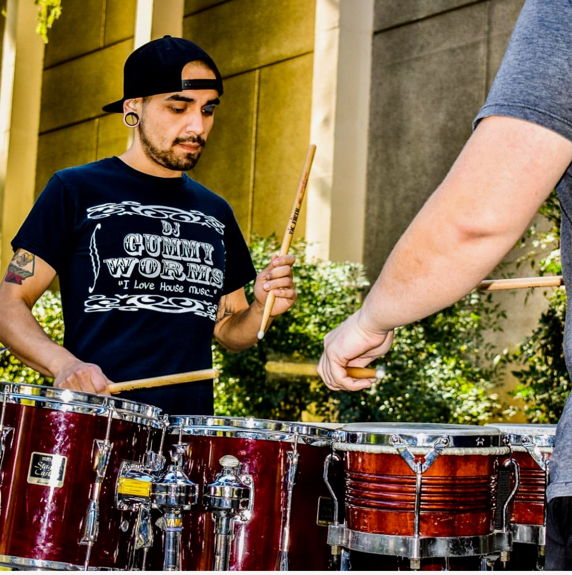 Ismael - Music Teacher