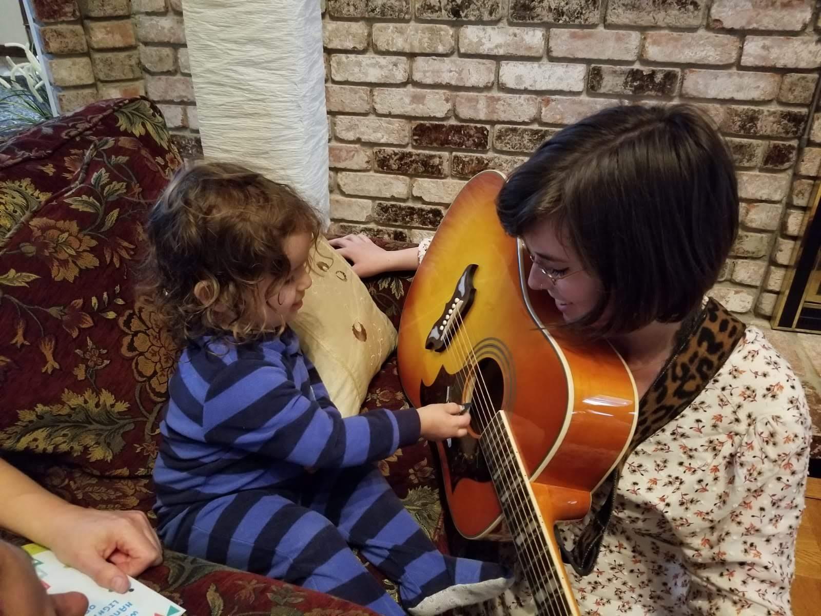 Emma - Music Teacher