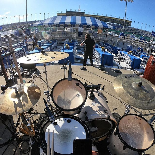 #AssumeControl with @dcoledrums - It was a dope scene at the American Royal but....... why you gotta be so HOT 🥵🧐