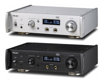 "TEAC ""UD-503"": A USB-DAC that builds on the strengths of a headphone amp"