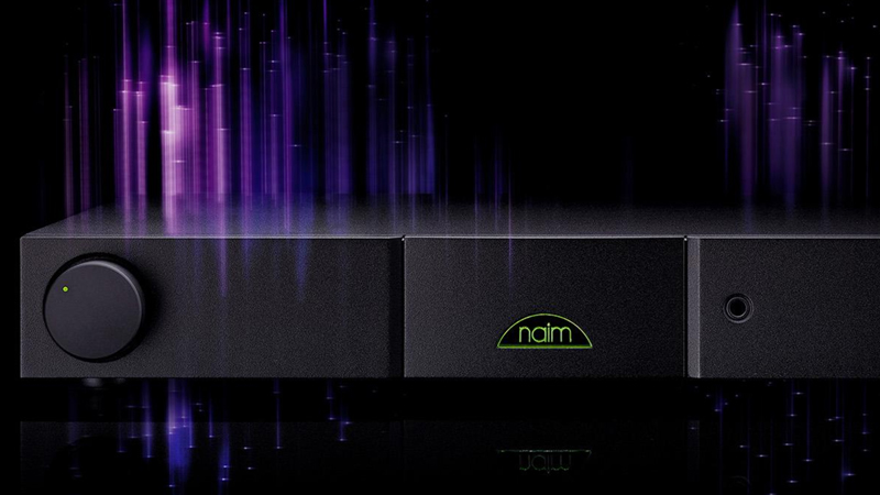 naim integrated amplifier