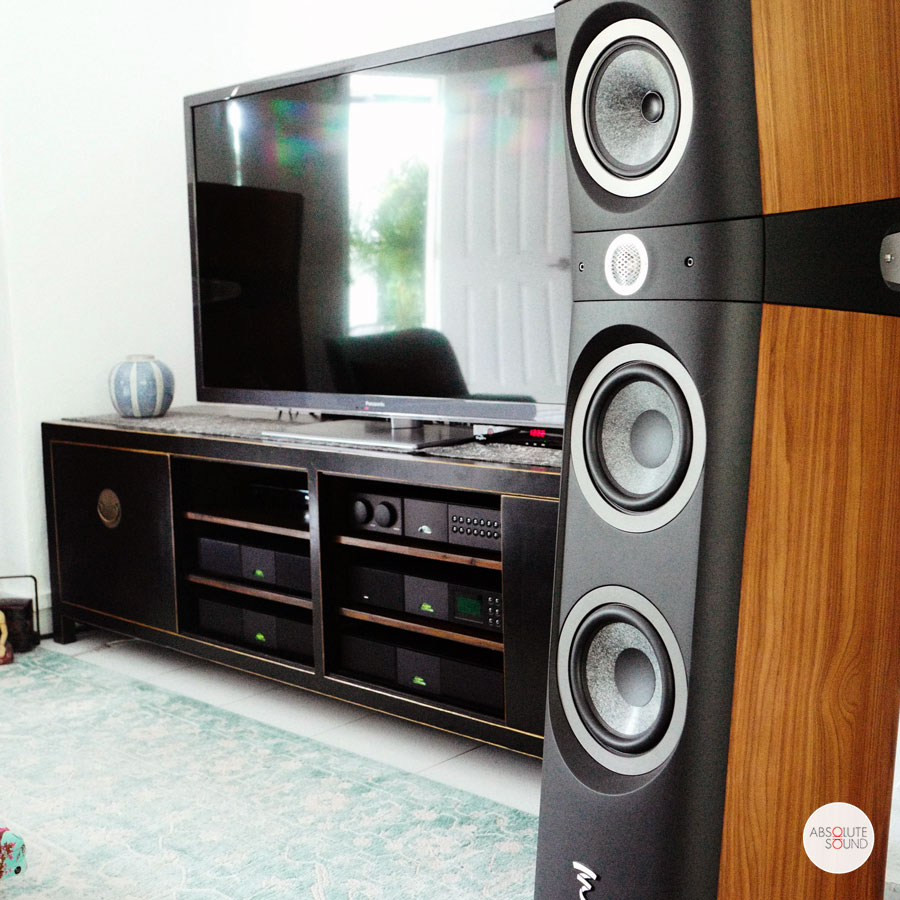 Focal Sopra N2<strong>Walnut</strong>