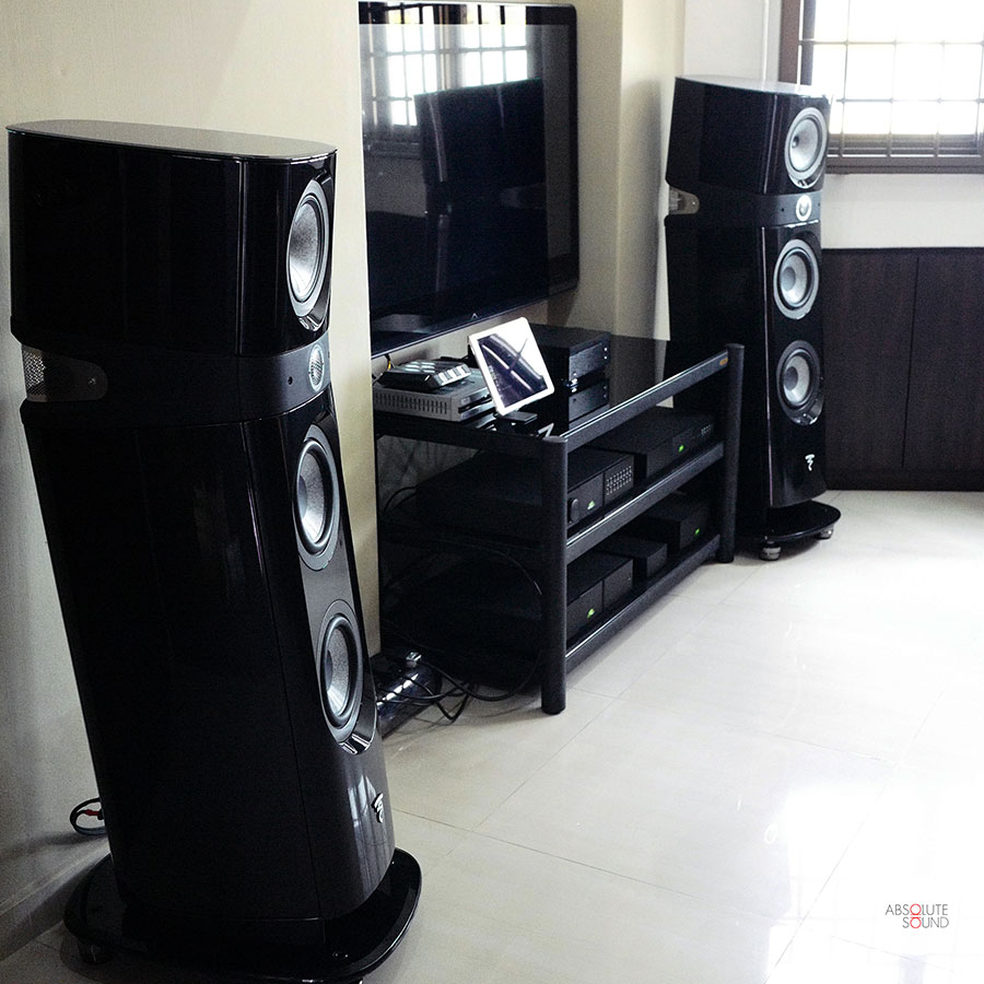 Focal Sopra N2<strong>Black High Gloss</strong>