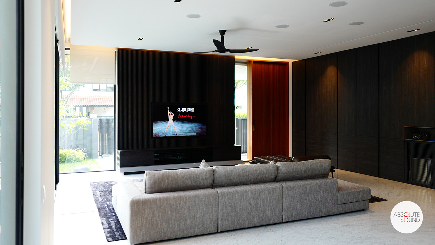Focal Invisible Home Theatre