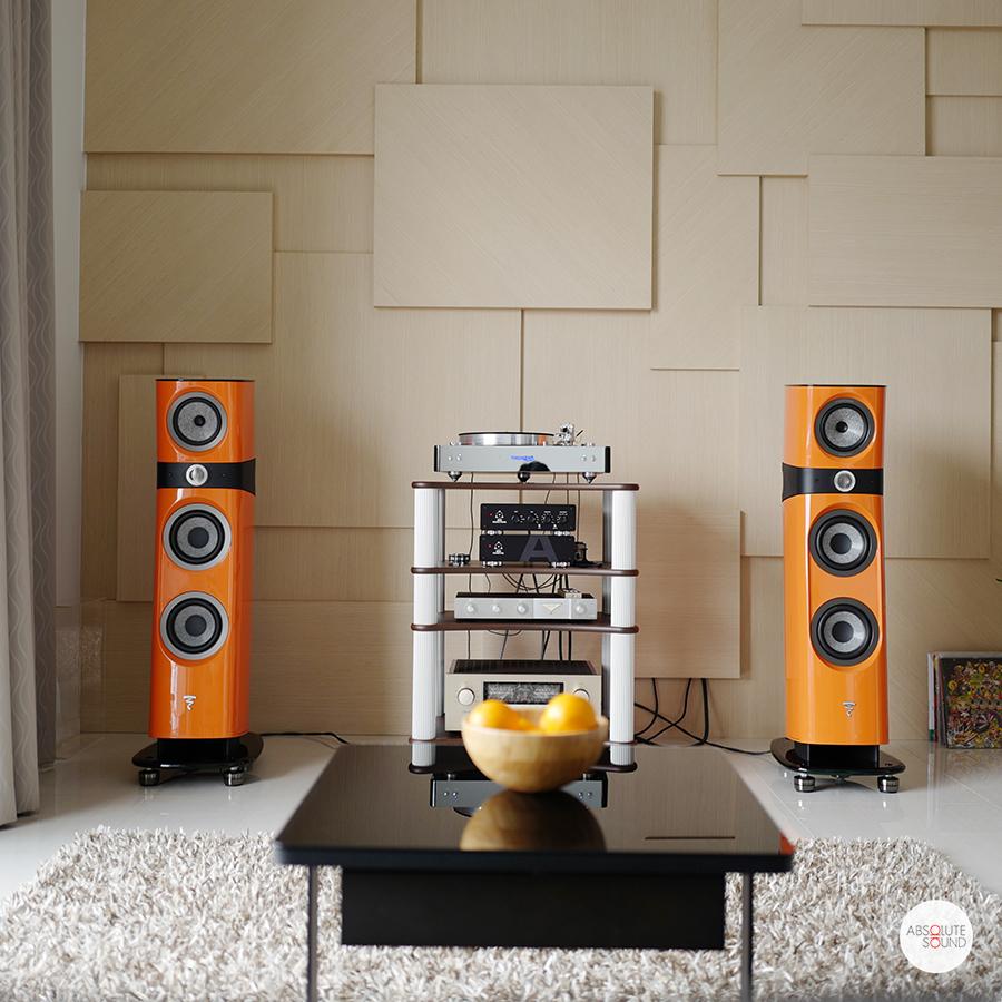 Focal Sopra N2<strong>Electric Orange</strong>