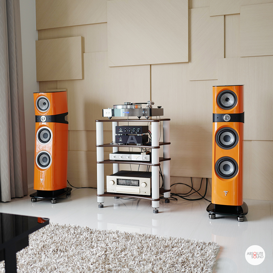 Focal Sopra N2<strong>Electric Orange</strong>