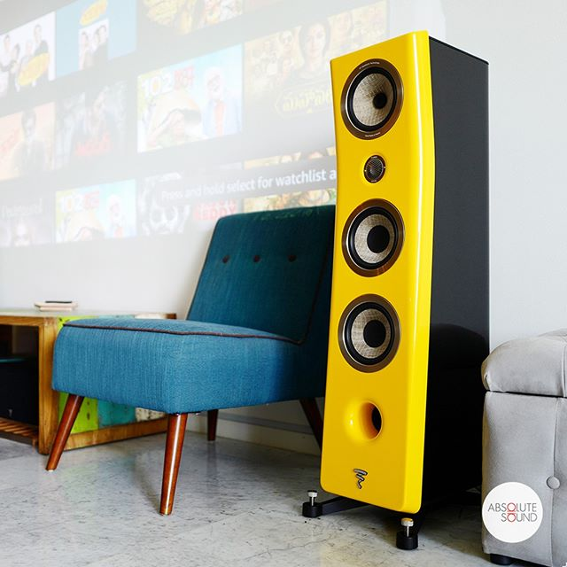 The Focal Kanta N2 marries Beryllium tweeters with the Flax-driver technology and a dual ported design giving music lovers a fun presentation with unmistakable clarity and a hefty serving of precise bass.⁣ .⁣ ⁣ .⁣ .⁣ .⁣ #audio #audiophile #audiophiles #stereo #stereophile #music #hifi #highfidelity #homecinema #homestereo #hometheatre #leicacraft #afterlight #vscocam #vscosg #instahifi #isolation #sound #highendhifi #loudspeakers #soundsystem #musicsystem #audiosystem #jazz #acoustics #stereo