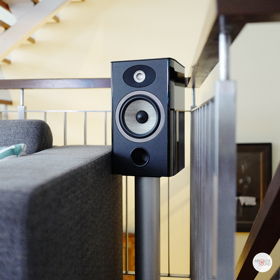 Focal Aria 906<strong>Black High Gloss</strong>
