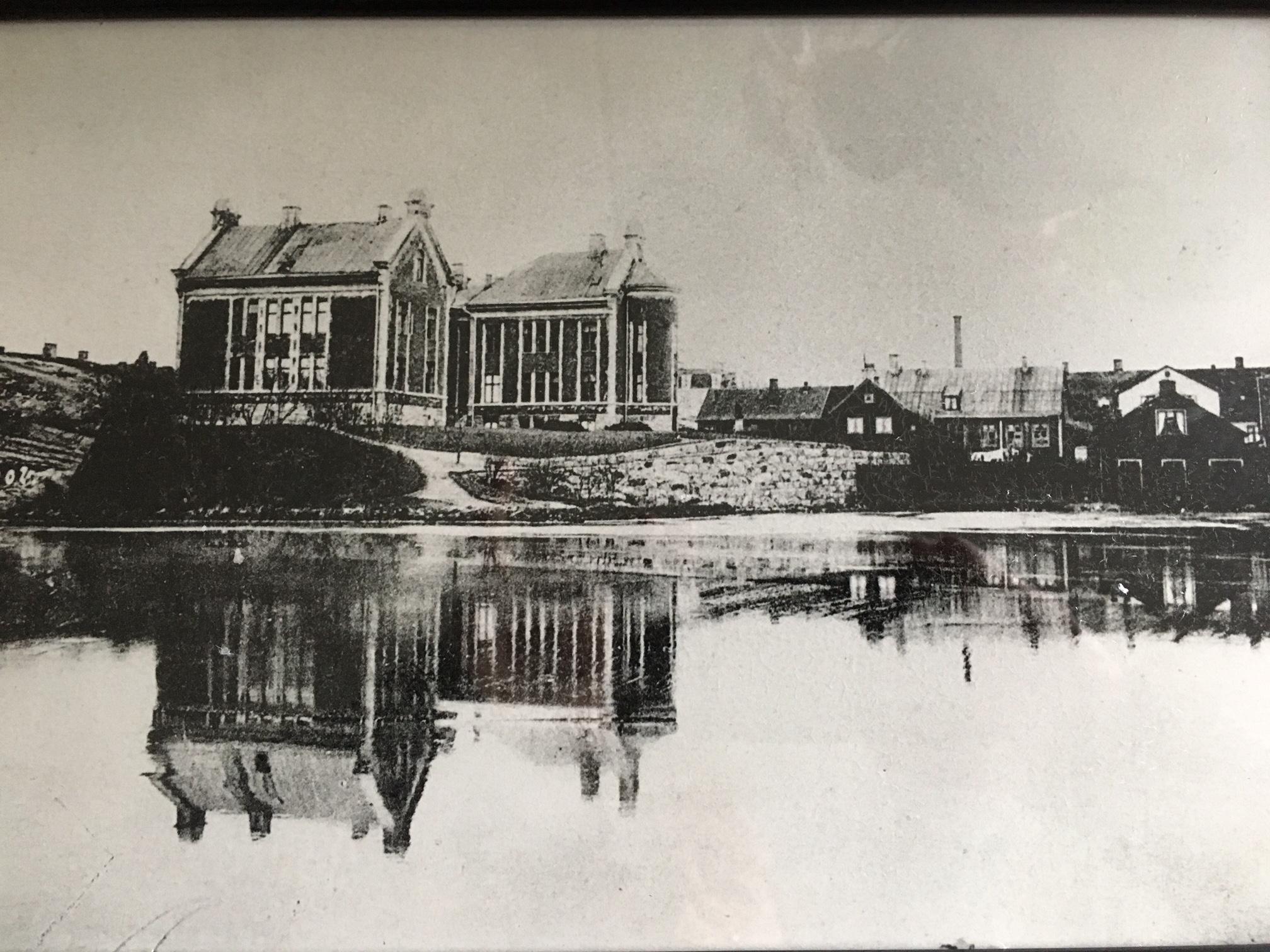 Karlskrona sjukhem 1888