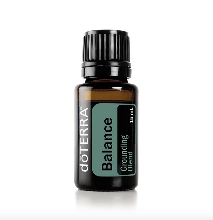 Balance - grounding blend - Grounding blend. Apply Balance on the bottoms of feet & behind ears each morning & through out the day to manage stress. When feeling disconnected, unbalanced, shattered. When you need inner strength