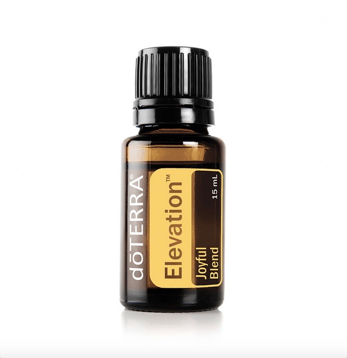 Elevation - joyful blend - This blend can raise one's energy levels and energetic vibrations into higher states. it can inspire feelings of cheerfulness, brightness, courage, relaxation, humor, playfulness and fun. Elevation redirect the brain pathway to transform despair into happiness, joy and abundance. It supports individuals in flowing with life while remaining in peace and light.Inhale from bottle. Diffuse, or place drops in hand, rub and inhale. Apply topically 1-3 drops on forehead, behind ears or over heart.