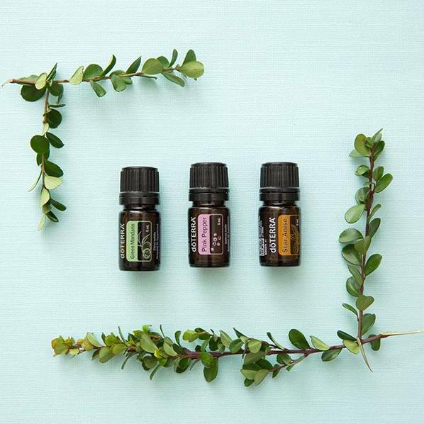 Order essential oils -