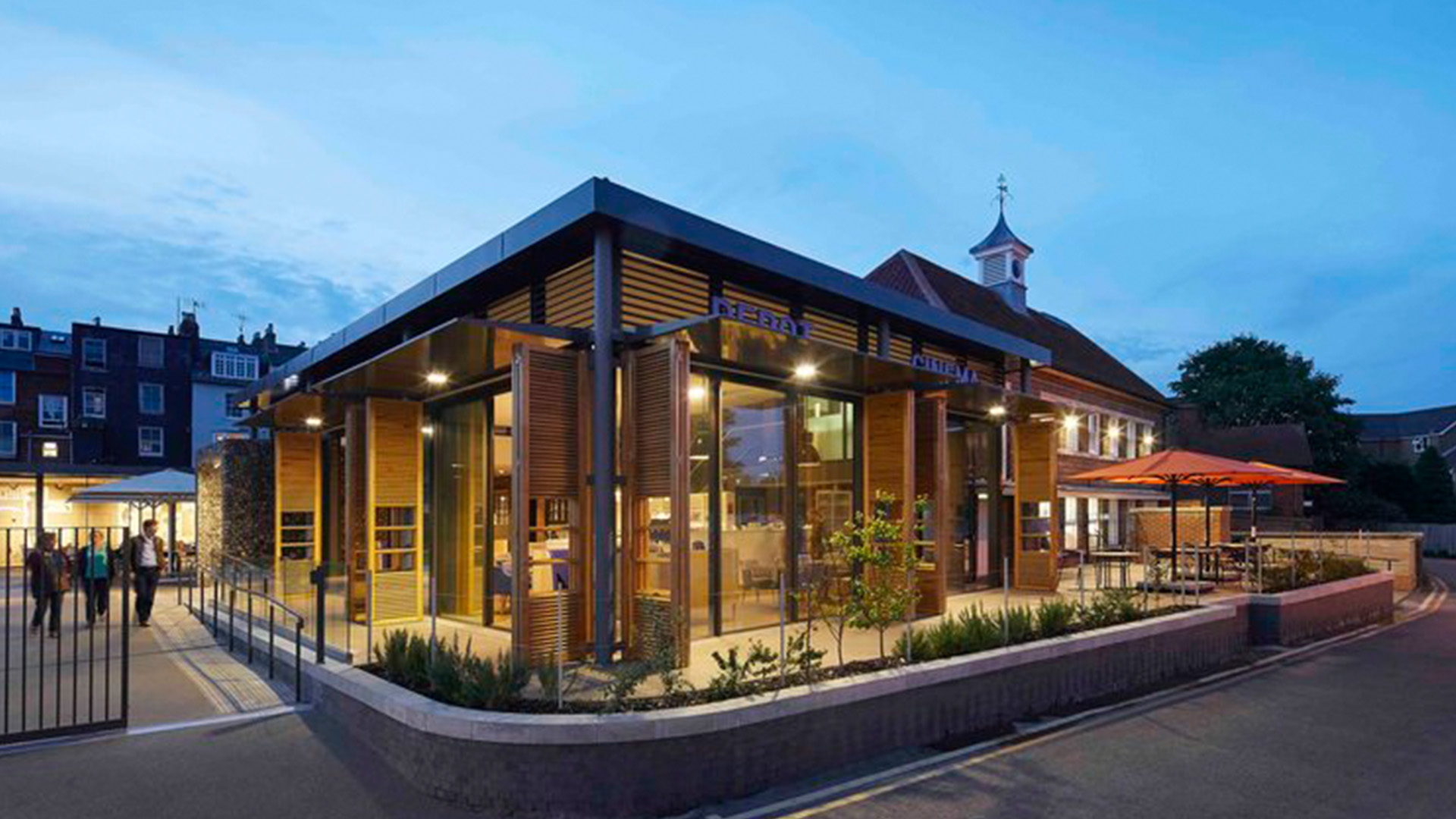 Depot - Lewes -