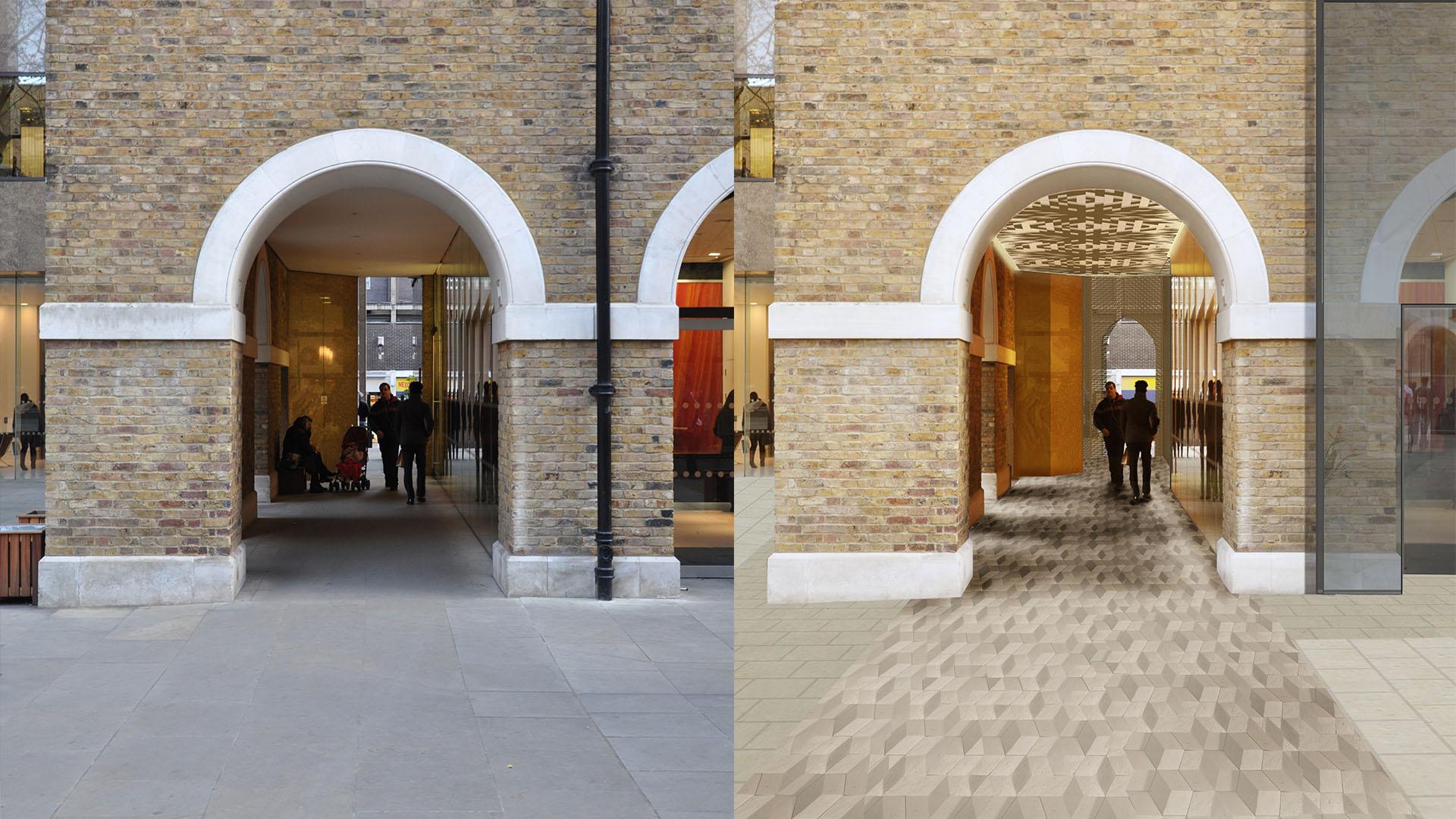 Devonshire Square - London -