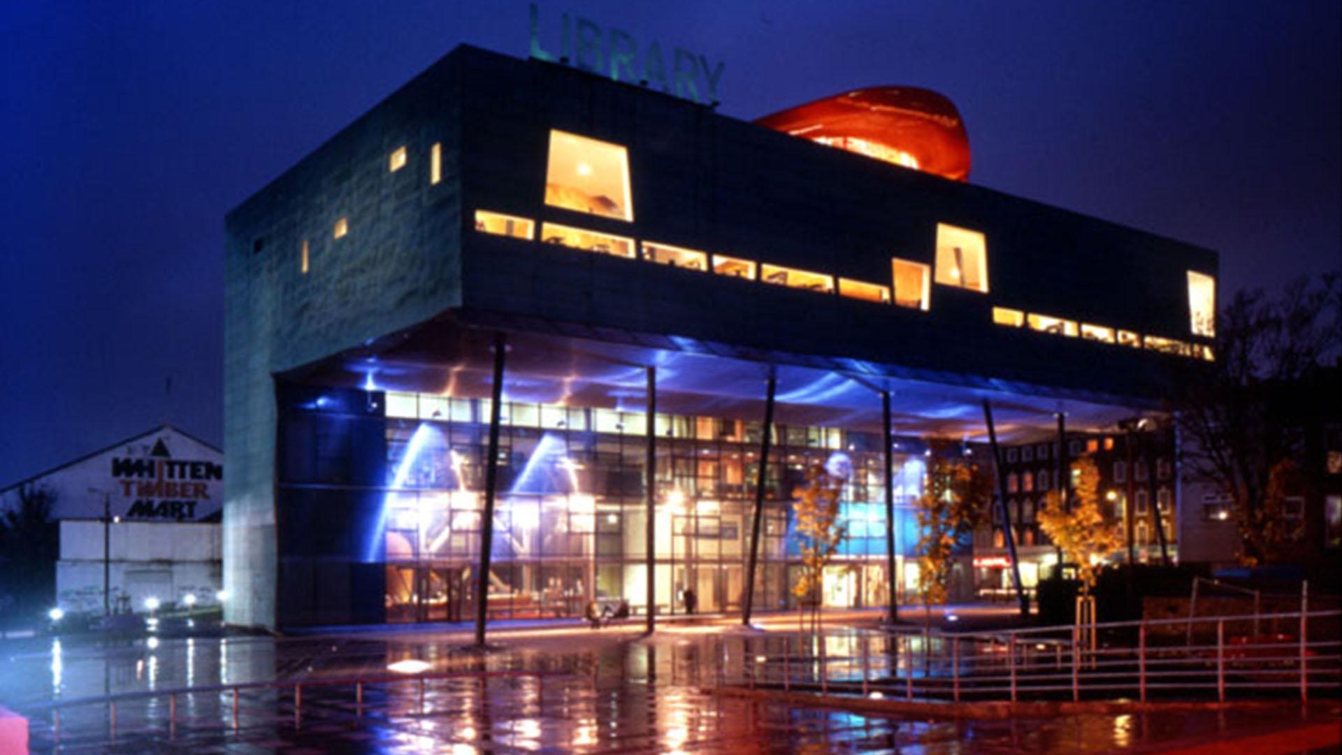 Peckham Library - London -