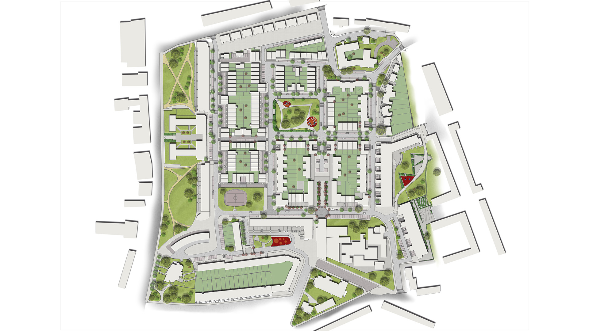 Angell Town - London -