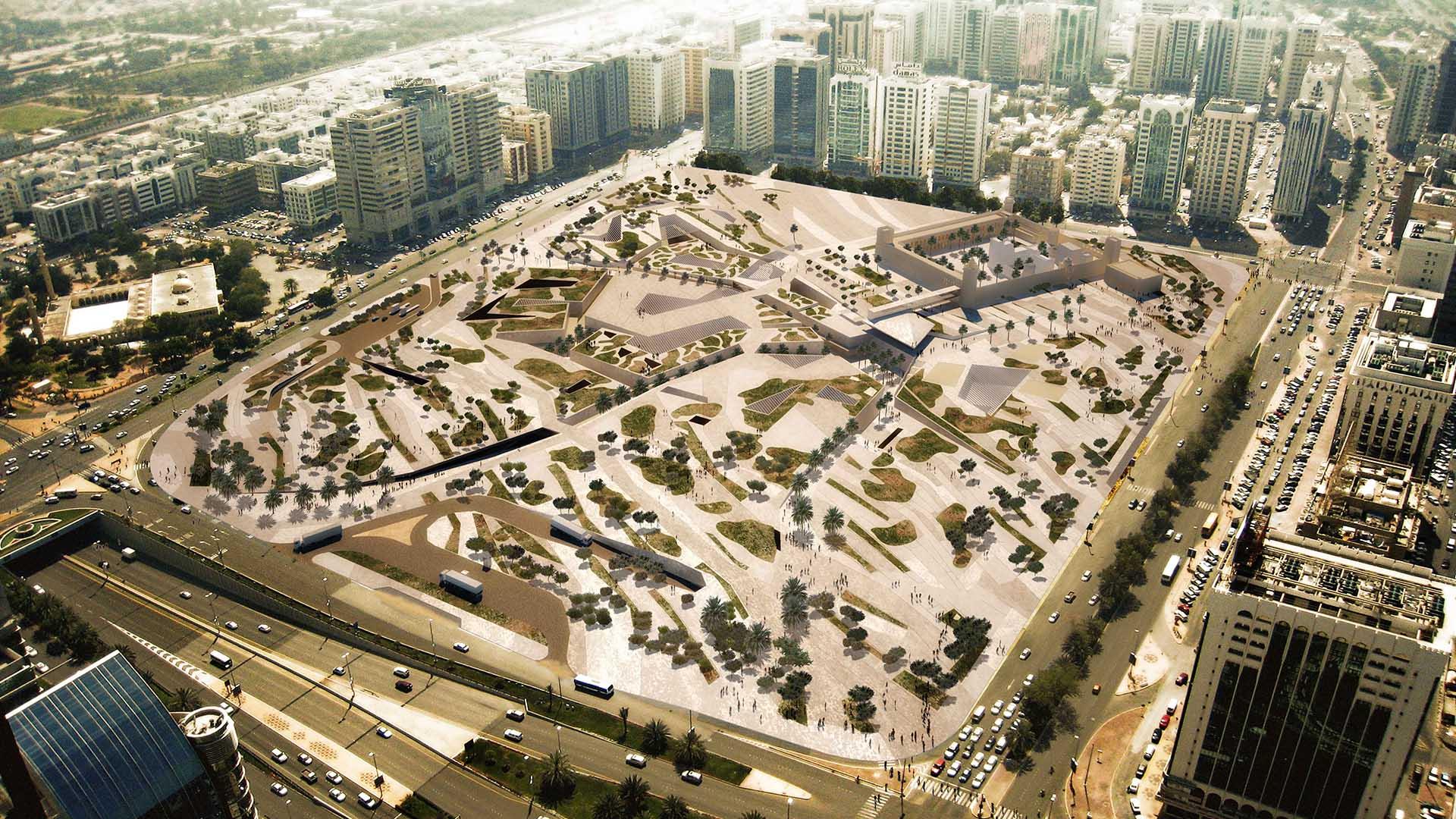 Arts & Cultural Project - UAE -